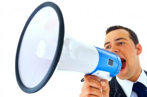 Is B2B social media really a bullhorn disguised as social media